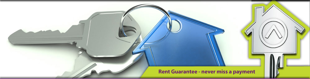 Rent Guarantee - never miss a payment