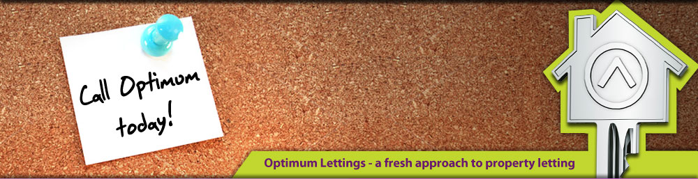 Optimum Lettings - a fresh approach to property letting